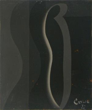silhouette by jean carzou