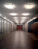 gebäude des zentralkomitees der sed, lobby konferenzsaal, erdgeschoß by doug hall