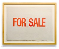 for sale by billy apple