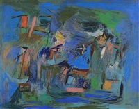 Subjective Farm Abstraction, 1940