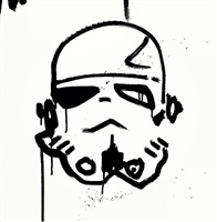imperial stormtrooper by gregory siff