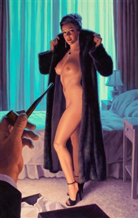 rendezvous at the empire by greg hildebrandt
