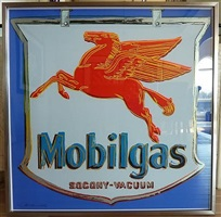 mobilgas by andy warhol