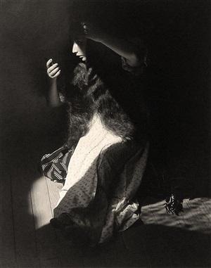 retrato de lo eterno (portrait of the eternal) by manuel alvarez bravo
