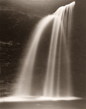 eagle cliff falls #2 by tom baril