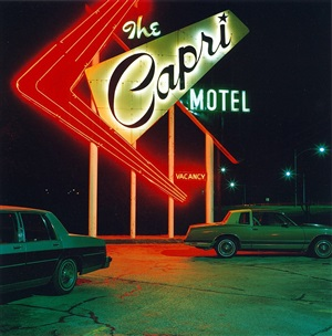 capri motel, joplin, missouri by jeff brouws