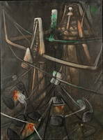 tendre mie by roberto matta