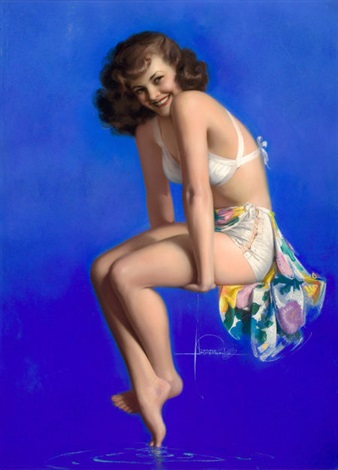 twinkle toes by rolf armstrong