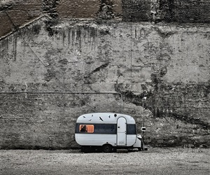 night watchman (budapest) by tamas dezso