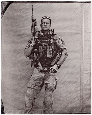 captain, combat rescue officer iii, helmand province, afghanistan by ed drew