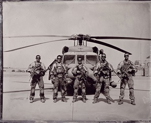 team shot i, pararescuemen, helmand province, afghanistan by ed drew