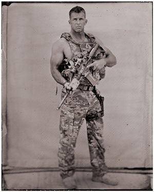 technical sergeant, aerial gunner iii, helmand province, afghanistan by ed drew