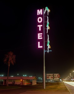 starlight motel, mesa, arizona by steve fitch