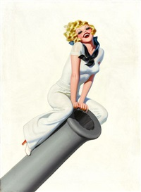 sure to make a hit, film fun magazine cover, october by enoch bolles