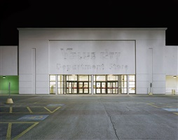 value city, from the series dark stores by brian ulrich