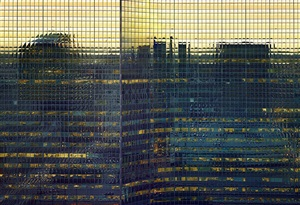 transparent city #73 by michael wolf