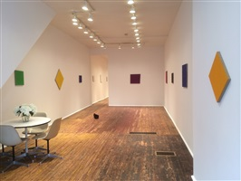 installation view from front room. by kocot and hatton
