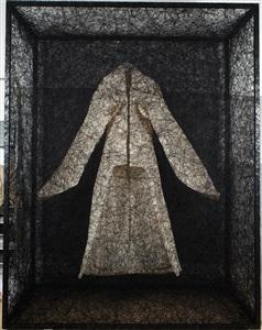 state of being (kimono) by chiharu shiota