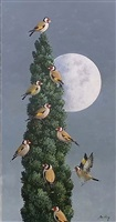 goldfinch column by alan parry