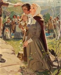 pilgrim wedding by rico tomaso