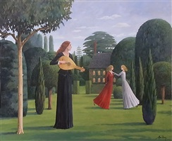 pavane by alan parry