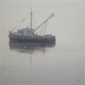 heavy fog (sold) by del-bourree bach