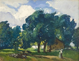 back of newburgh by gifford beal