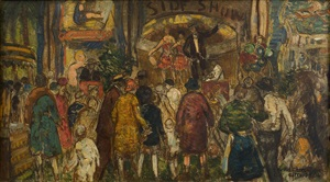 sideshow by gifford beal