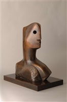 head by henry moore