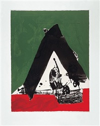 untitled (from the basque suite) by robert motherwell