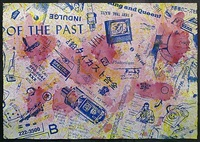 the past by kenny scharf