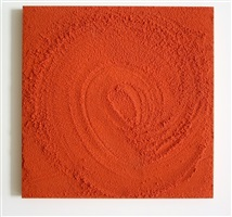 """""""the second orange open chakra"""" by bettina werner"""