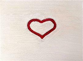 third beat of a frozen heart by bettina werner