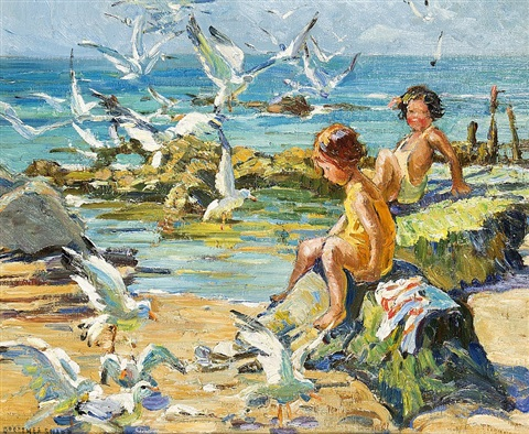 the rock pool by dorothea sharp