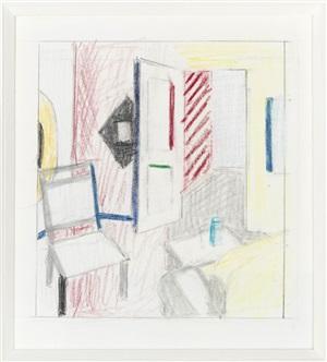 hologram interior by roy lichtenstein