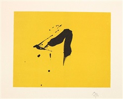 black sun by robert motherwell
