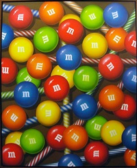 m&m pixie sweetness by daniel meyer