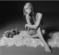 sharon tate by terry o'neill