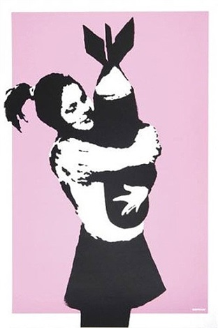 untitled by banksy