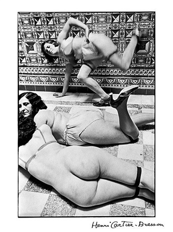 untitled by henri cartier-bresson