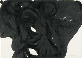 schwarz auf weiß by arnulf rainer