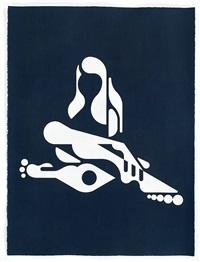 women: sun-stained symbols 39 by ryan mcginness