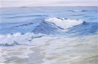 wave reflections (sold) by james magner