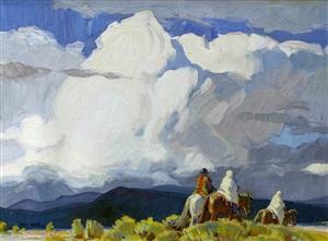 """mountain rain"" by john moyers"