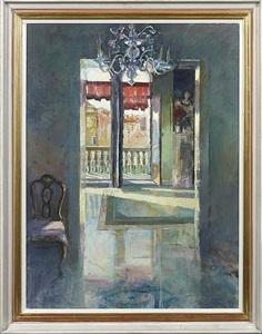 piano nobile, palazzetto pisani by jane corsellis