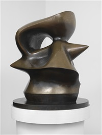 spindle piece by henry moore