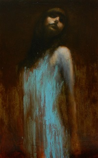 study for wilderness by mark demsteader