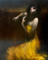 study for the brook by mark demsteader