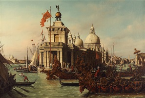 the regatta in honour of the duke of york by francesco zanin