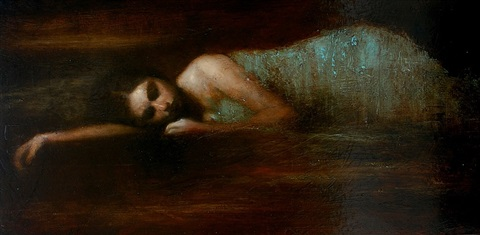 study for source no.2 by mark demsteader